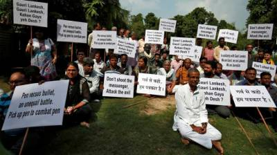 Indian journalists say they intimidated, ostracized if they criticize Modi, BJP