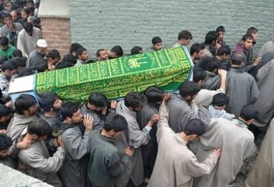 Indian troops martyr three more Kashmiris in Kupwara