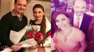 Is actress Reema Khan divorced?