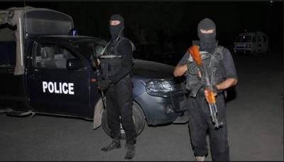 Key terrorist killed in an encounter with CTD