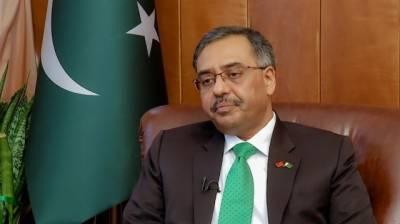 Pakistan High Commissioner in Delhi proposes CBM with India