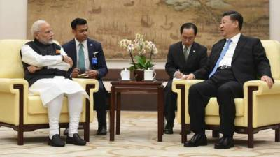 PM Modi mocked back at home, asked to gather courage and raise CPEC with China
