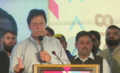 Some fool leaders think nations are built by roads and bridges: Imran Khan