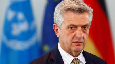 Syria death trap for civilians: U.N. refugee chief