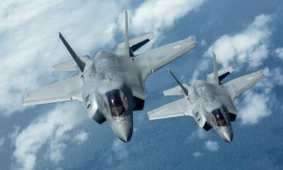 US Senators move to block F - 35 stealth fighter jets supply to NATO ally Turkey