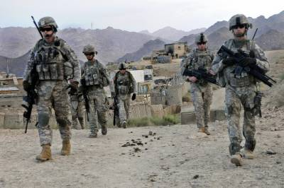 2 US Military officials killed, wounded in Afghanistan