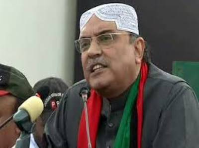 Asif Zardari hits out hard at Nawaz Sharif