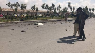 Eight NATO troops hit in a suicide attack in Afghanistan