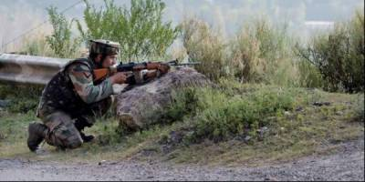 Indian Army Major hit in occupied Kashmir