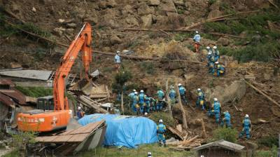 Landslide kills 9 in China