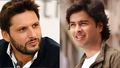 Shahid Afridi throws an open challenge to Shahzad Roy