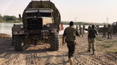 Syrian troops capture 4 villages east of Euphrates river