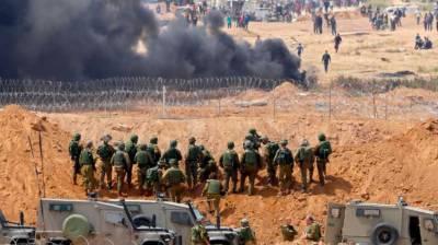Three Palestinians shot dead by Israeli troops