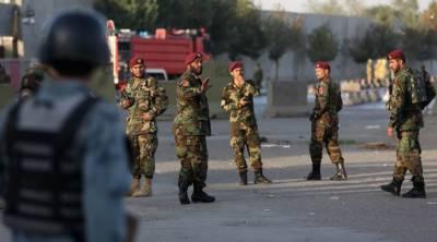 Twin blasts in Kabul kills at least four: officials