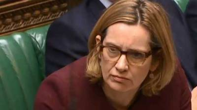 UK interior minister Rudd resigns after immigration scandal