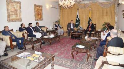 AJK President lauds Turkey for supporting Kashmiris