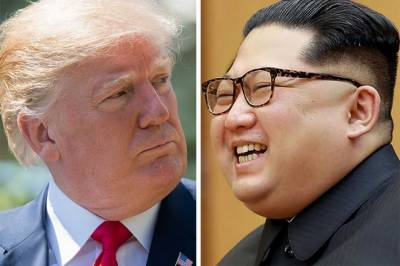 Date and Time set for Trump - Kim meeting