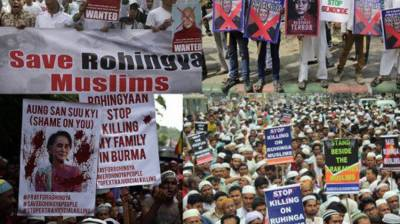 Int'l experts call for ending violence against Rohingya muslims