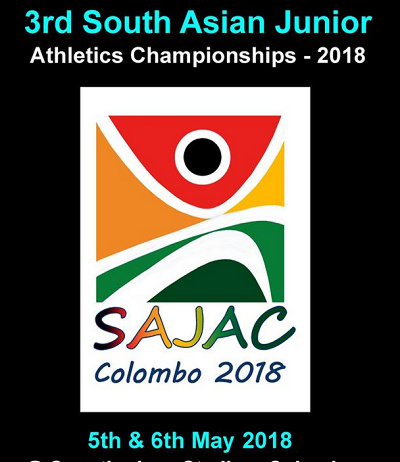 Pak athletics team to participate in SAJAC in Colombo