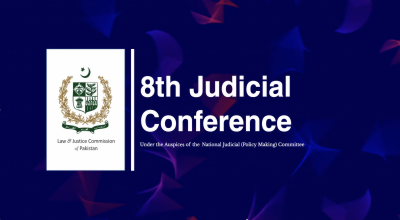 Two-Day 8th Judicial Conference begins today