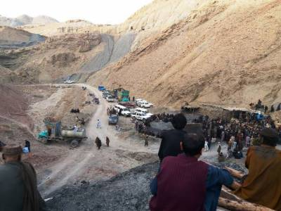 Balochistan: Death toll in coal mine incidents reaches 23