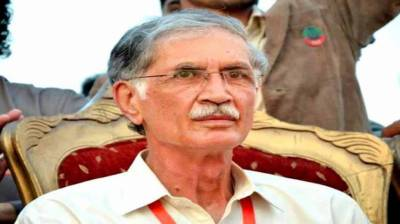 BRT construction work to be completed in next 2 months: Khattak