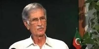 CM Pervaiz Khattak gives final deadline for RBT Peshawar completion