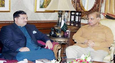 Defence Minister calls on CM Punjab