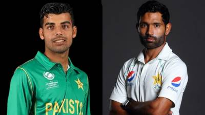 England tour match: Shadab Khan and Asad Shafique stuns all