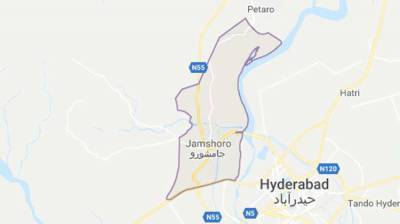 Four killed in Jamshoro road accident