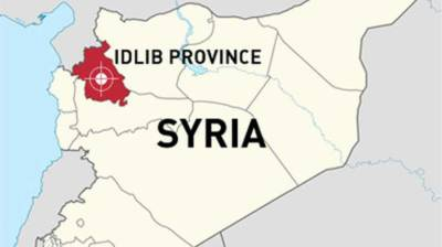 Four killed in Syria air strikes