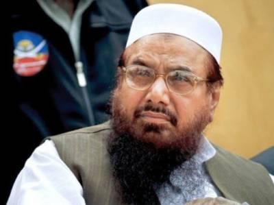 India Israel and Amercia plotting against Pakistani Nukes: Hafiz Saeed