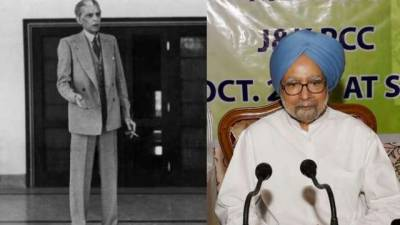 Indian former PM reveals his interaction with Mohammad Ali Jinnah at Lahore in 1945