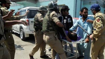 Indian troops martyr 10 more youth in IOK