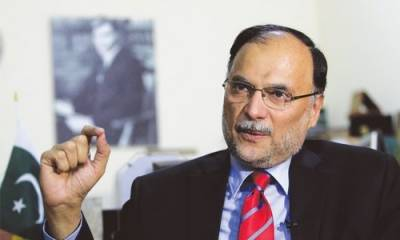 Interior Minister Ahsan Iqbal survives gun attack