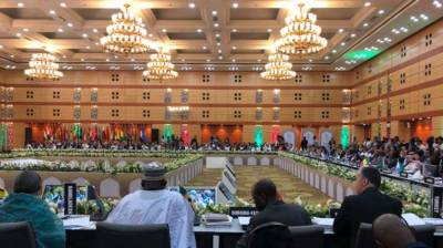 OIC reiterates its support for right to self-determination of Palestinians, Kashmiris