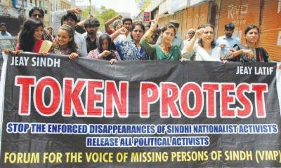 Over 3,200 missing persons recovered in Pakistan: Report