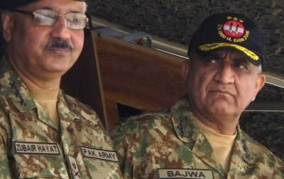 Pakistan Army aware of full spectrum of threat