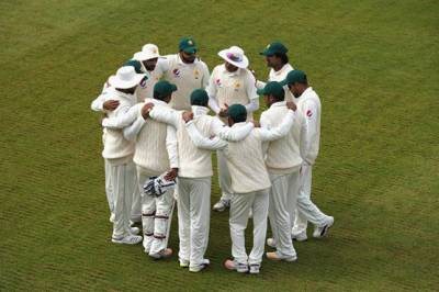 Pakistani bowlers frustrated against English county side on last day of the tour match
