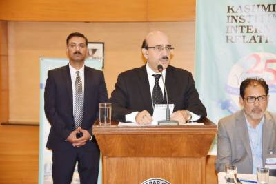 Resolution of Kashmir dispute imperative for regional peace: Masood