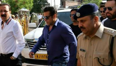 Salman Khan stays out of limelight for jail appeal hearing