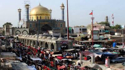 Sehwan Sharif: heatstroke claims 4 lives