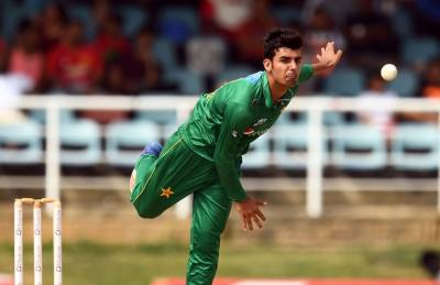 Shadab Khan makes historic record in England today