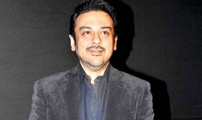 Singer Adnan Sami in anger after being called as