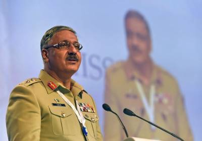 Top Army General warns against organised campaign against Pakistan