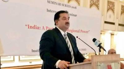 Dastgir expresses concern over massive spending by India on weapons