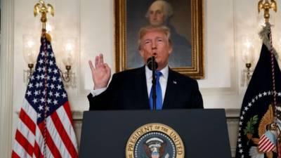 Donald Trump announces US decision on Iran nuclear deal