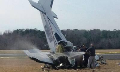 Fokker plane crashes in Lahore: Media Report