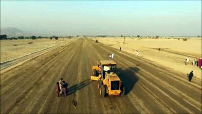 Hakla-D.I.Khan Motorway will be completed by the end of this year