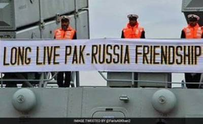 India fearful of Pakistan Russia emerging ties